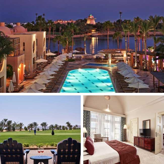 Steigenberger Golf Resort El Gouna - Hotels in El Gouna, Travelive