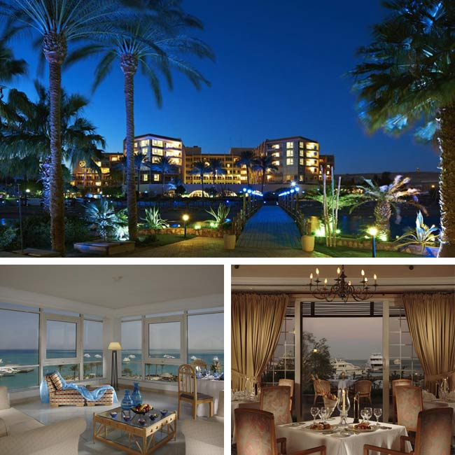 JW Marriott - Luxury Hotels in Hurghada, Travelive