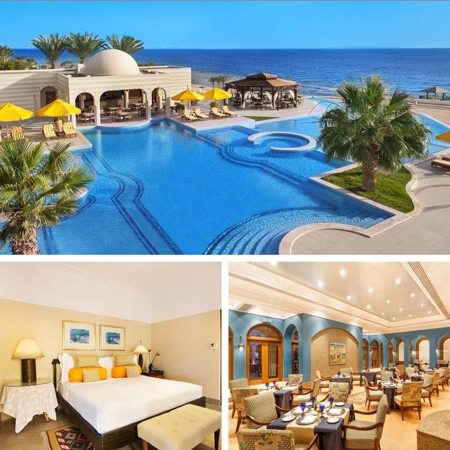 The Oberoi Sahl Hasheesh - Hurghada Hotels, Travelive