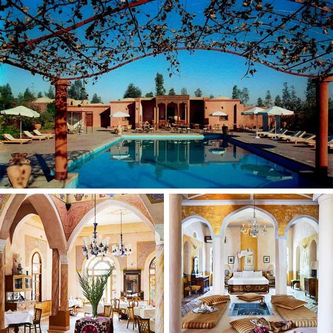 Al Moudira Hotel - Luxor Luxury Hotels, Travelive