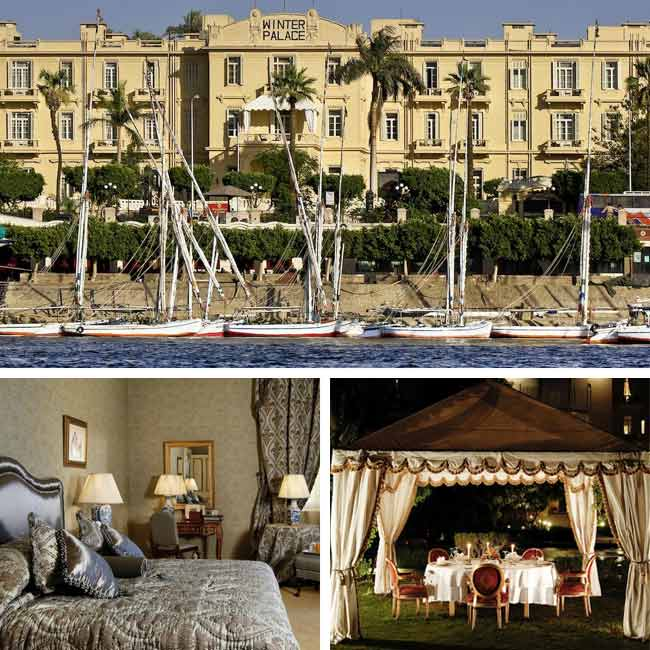 Winter Palace Hotel - Luxor Hotels, Travelive