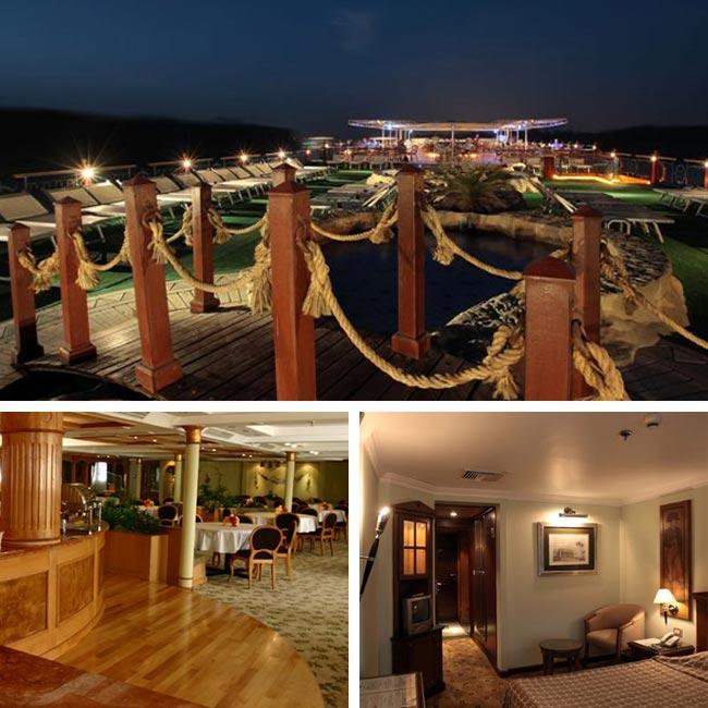 Zen Monaco - Luxury Nile River Cruise, Travelive