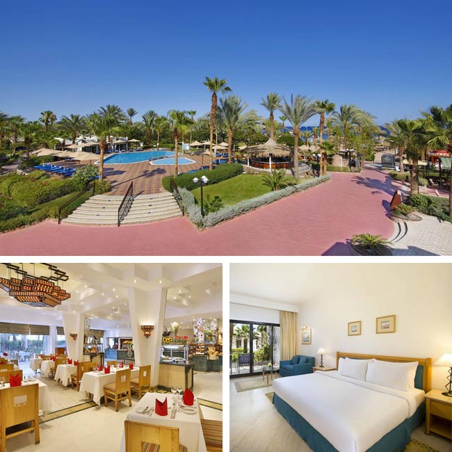 Fayrouz Resort Sharm El Sheikh - Sharm El Sheikh Hotels, Travelive