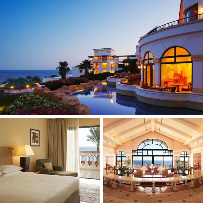 Hyatt Regency - Sharm El Sheikh Luxury Hotels, Travelive