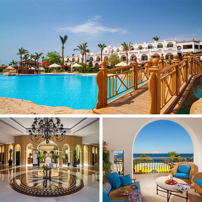 Savoy Sharm El Sheikh - Sharm El Sheikh Luxury Hotels, Travelive