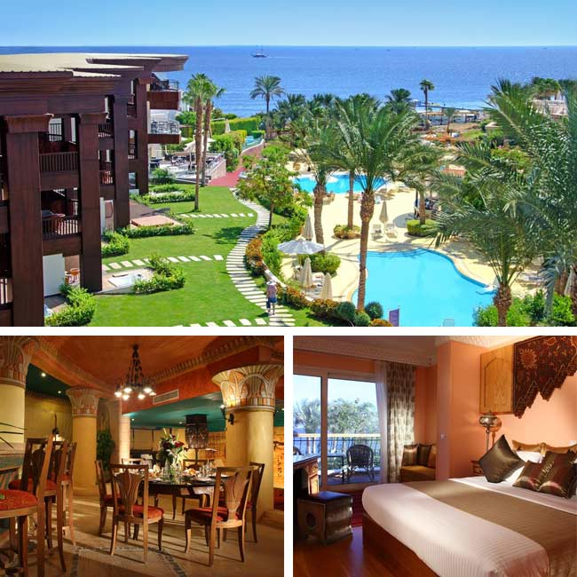 The Royal Savoy - Sharm El Sheikh Luxury Hotels, Travelive