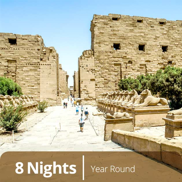Karnak Temple - Egypt Romantic Explorer,Luxury Honeymoon Packages in Luxor, Travelive