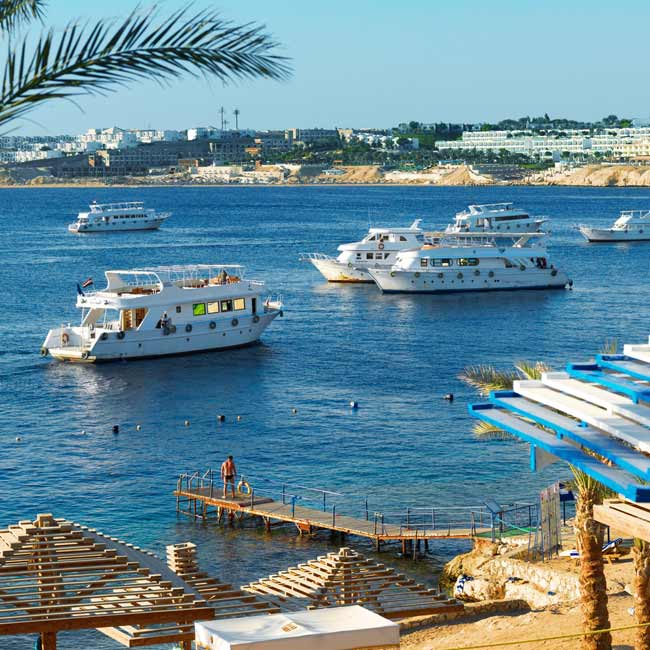 Sharm El-Sheikh – explore Egypt destinations with Travelive