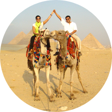 Cairo – Nile Romance Honeymoon Package, Luxury Travel Egypt