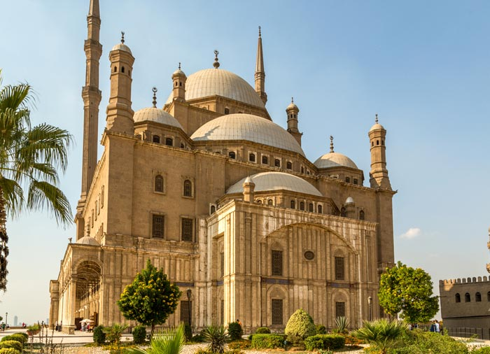 Saladin Citadel – Cairo Honeymoon tours with Travelive, luxury travel agency