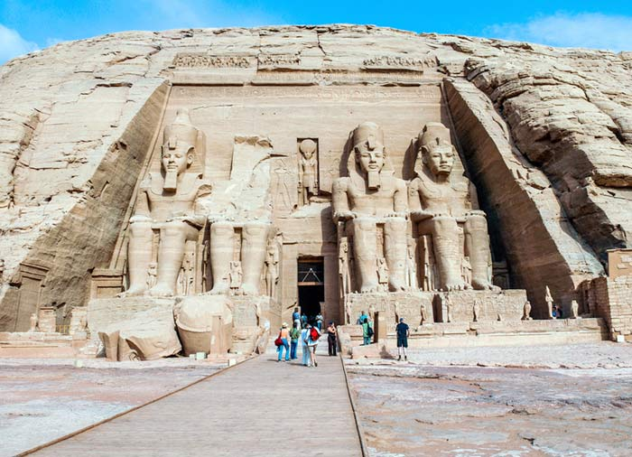 Abu Simbel – Egypt and Jordan tour packages, Travelive honeymoon