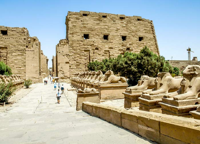 Luxor Temple – Egypt and Jordan tour packages with Travelive