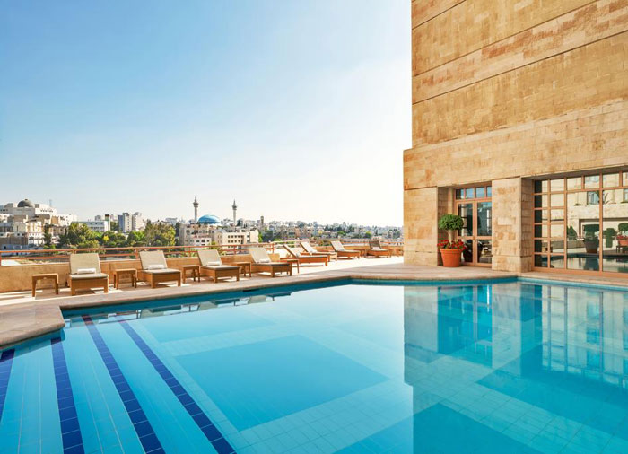 Grand Hyatt – Amman, Egypt and Jordan Combined tours with Travelive, luxury travel agency
