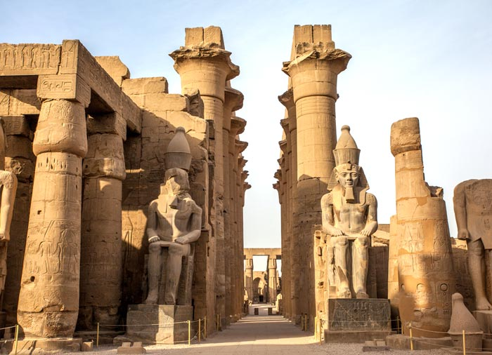 Karnak Temple – Luxor Vacation Packages, Egyptian Elegance by Travelive