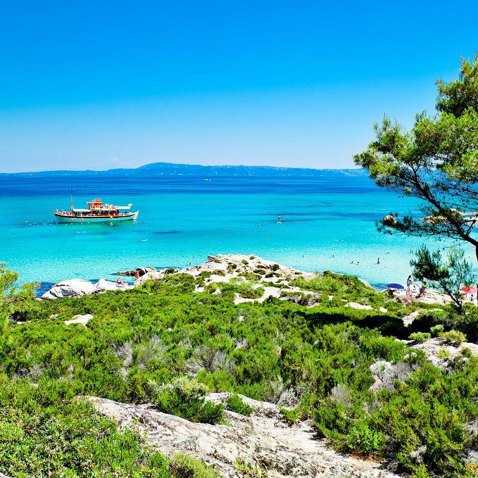 Chalkidiki – Greece, explore top destinations in Greece with Travelive packages