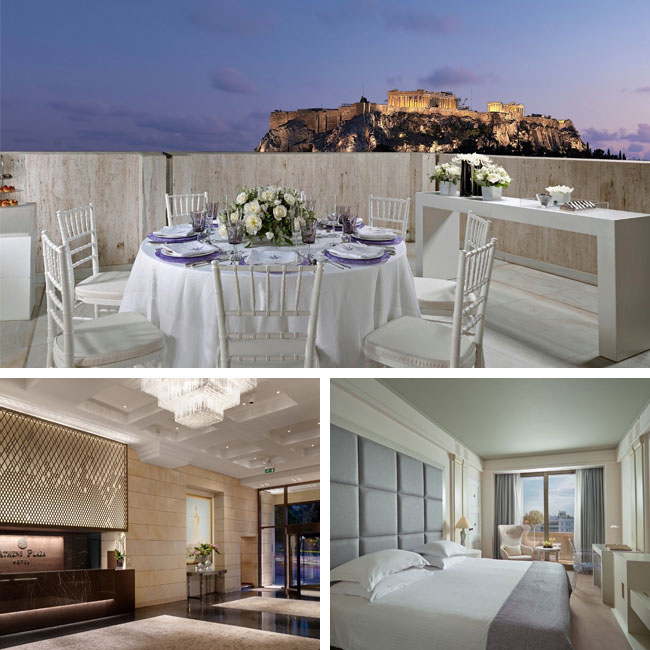NJV Athens Plaza Hotel - Hotels in Athens Greece, Travelive