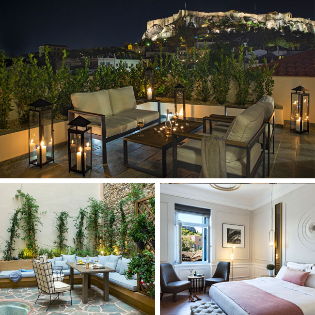 A77 suites by Andronis - Hotels in Athens Greece, Travelive
