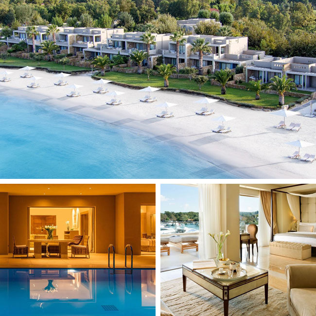 Sani Asterias - Hotels in Chalkidiki Greece, Travelive