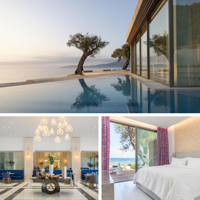 Domes Miramare - Hotels in Corfu Greece, Travelive