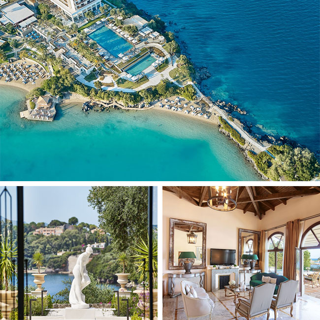 Grecotel Corfu Imperial - Hotels in Corfu Greece, Travelive