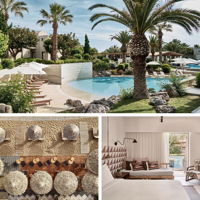 Cretan Malia Park, a Luxury Collection Resort & Spa - Hotels in Crete Greece, Travelive