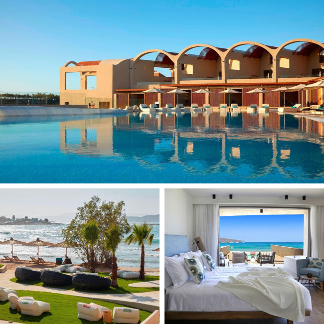 Domes Noruz, a Luxury Collection Resort & Spa - Hotels in Crete Greece, Travelive