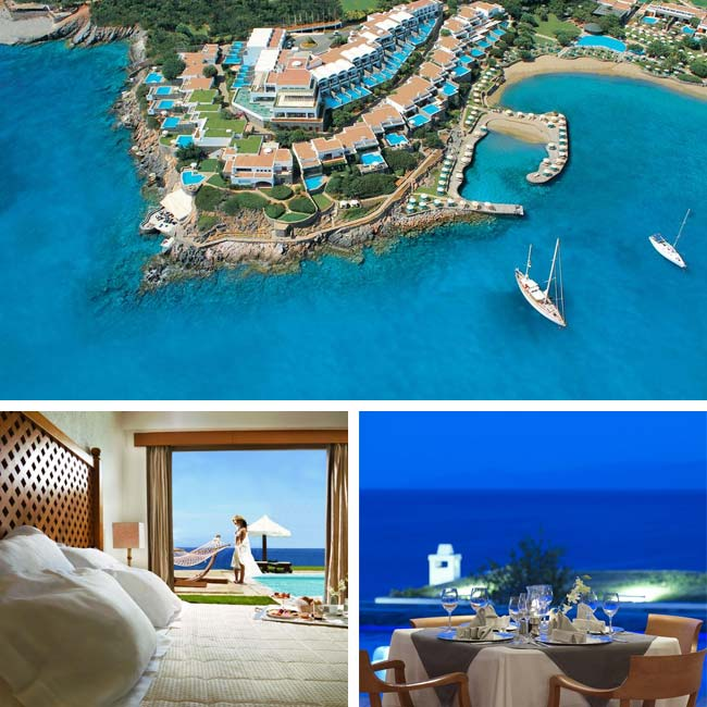 Elounda Peninsula All Suite Hotel - Luxury hotels Crete, Travelive