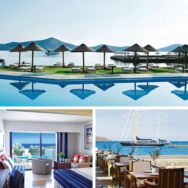 Porto Elounda Golf & Spa Resort - Hotels in Crete Greece, Travelive