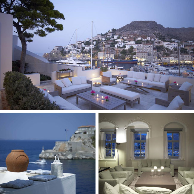 Hydrea Boutique Hotel - Hotels in Hydra Greece, Travelive