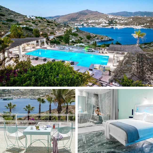 Agalia Suites - Hotels in Ios Greece, Travelive