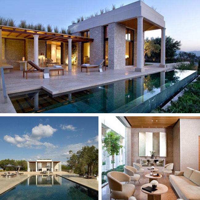 Amanzoe - Porto Heli  - Hotels in Olympia, Mainland Greece, Travelive
