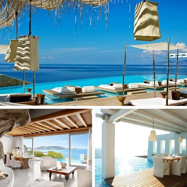 Cavo Tagoo - Luxury hotels Mykonos, Travelive