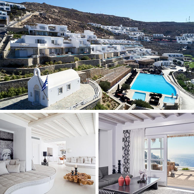 Myconian Villa Collection - Luxury hotels Mykonos, Travelive