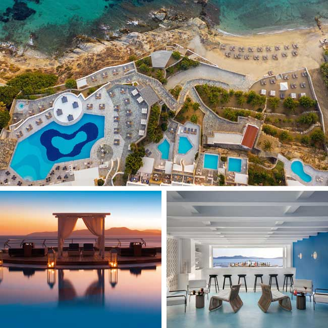 Mykonos Grand Hotel & Resort - Mykonos Hotels, Travelive