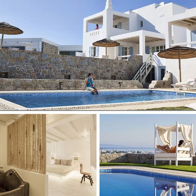 Naxian Collection Luxury Villas & Suites - Hotels in Naxos, Travelive