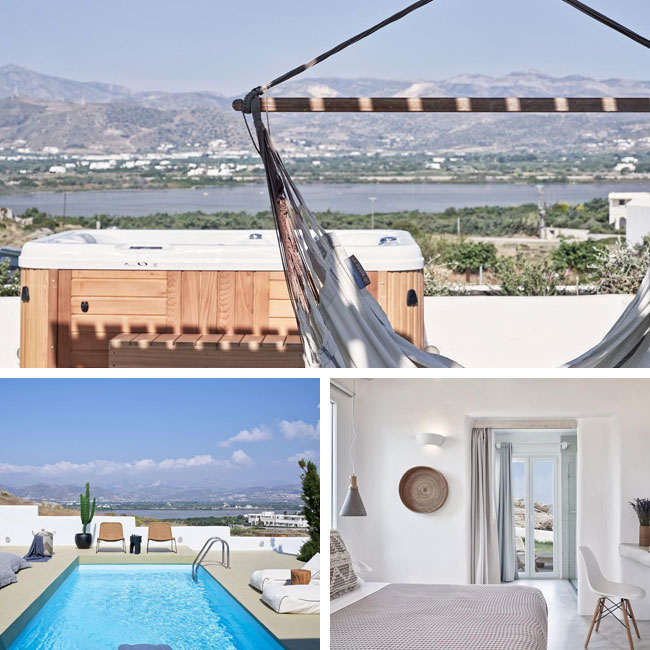 Naxian Utopia - Hotels in Naxos, Travelive