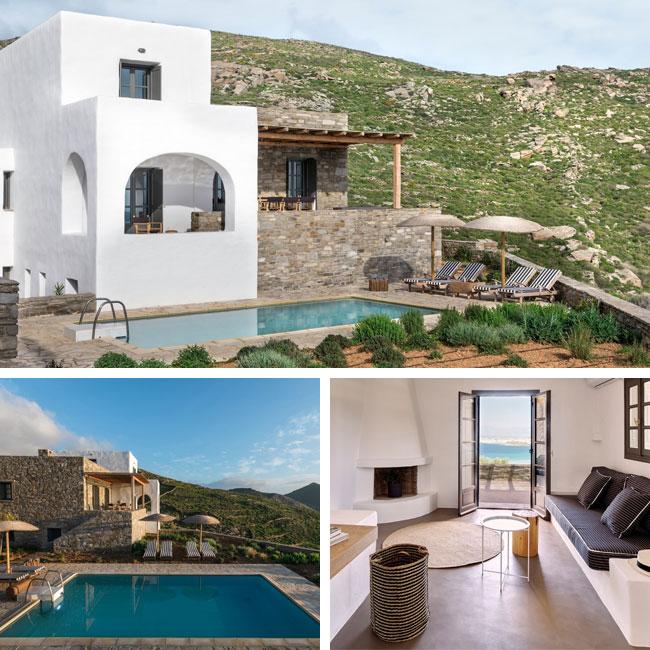 Acron Villas - Hotels in Paros, Travelive
