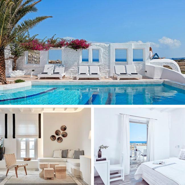 Mr & Mrs White Paros  - Hotels in Paros, Travelive