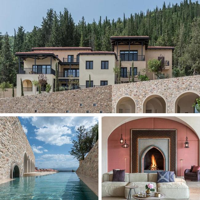 Euphoria - Hotels in Mystras, Peloponnese Greece, Travelive