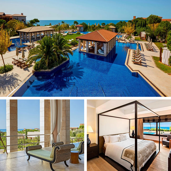 The Romanos, a Luxury Collection Resort, Costa Navarino - Hotels in Messinia, Peloponnese Greece, Travelive