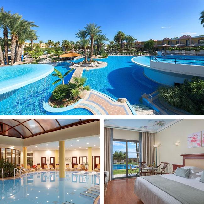 Atrium Palace Thalasso Spa - Rhodes hotels, Travelive