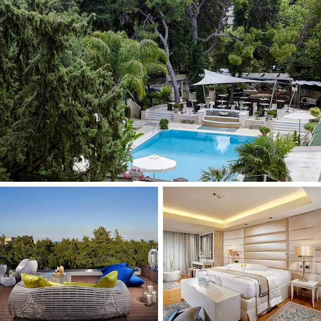 Rodos Park Suites & Spa Hotel - Rhodes Luxury hotels , Travelive