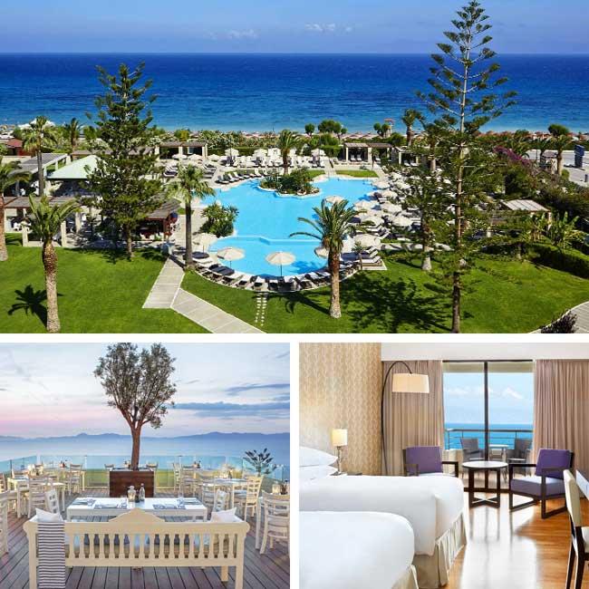 Sheraton Rhodes Resort - Rhodes Hotels, Travelive