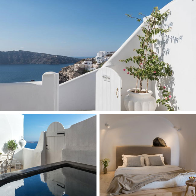 Alta Mare By Andronis - Santorini Hotels, Travelive