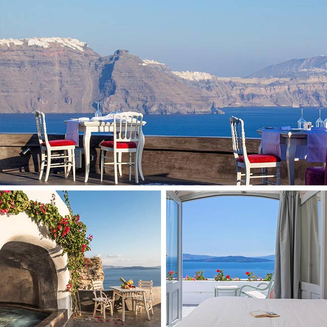 Andronis Boutique Hotel- Santorini Hotels, Travelive