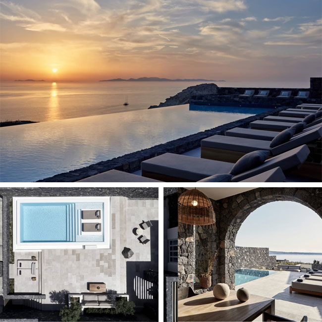 Canaves Oia Epitome - Santorini Hotels, Travelive