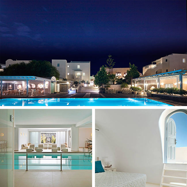 El Greco Resort - Santorini Greece Hotels, Travelive