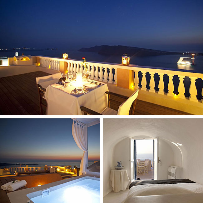 Oia Mansion - Santorini Greece Hotels, Travelive