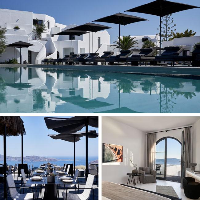 Omma Santorini - Santorini Hotels, Travelive