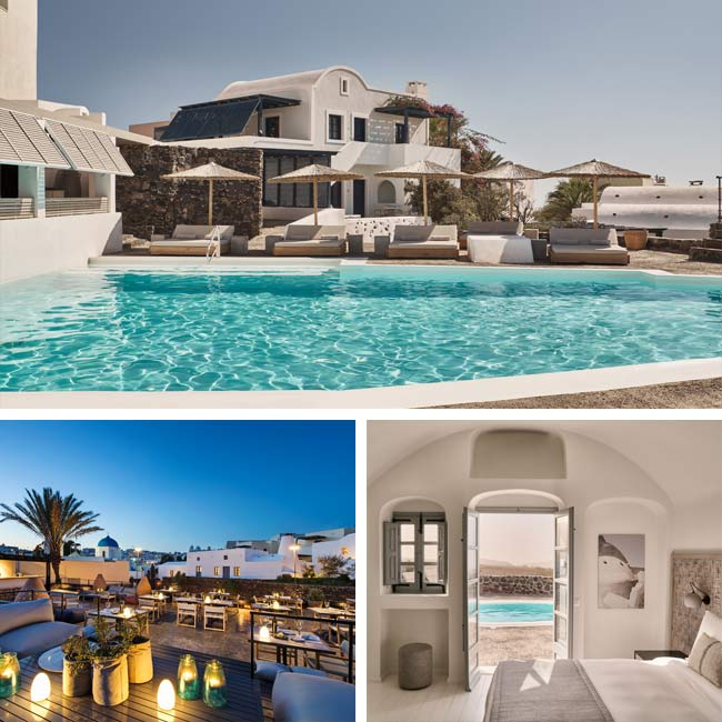 Vedema, a Luxury Collection Resort - Santorini Hotels, Travelive